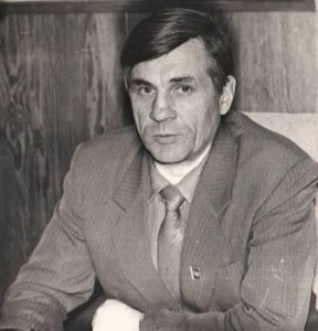 Мустафин Борис Федорович директор Райсельхозтехники
