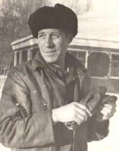 Сергей Дерябкин - каменщик МСО