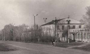 ул. Коммунистическая СМД 1995 год