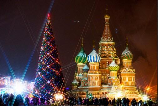 Отличники поехали на Кремлёвскую ёлку