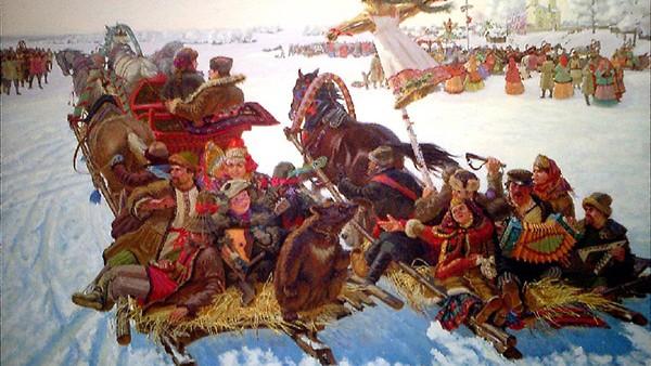 Провожай зиму в Первомайском!