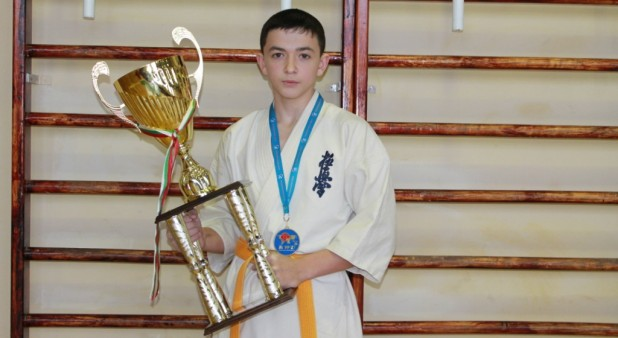 Промышленновец Андрей Кратько стал чемпионом мира