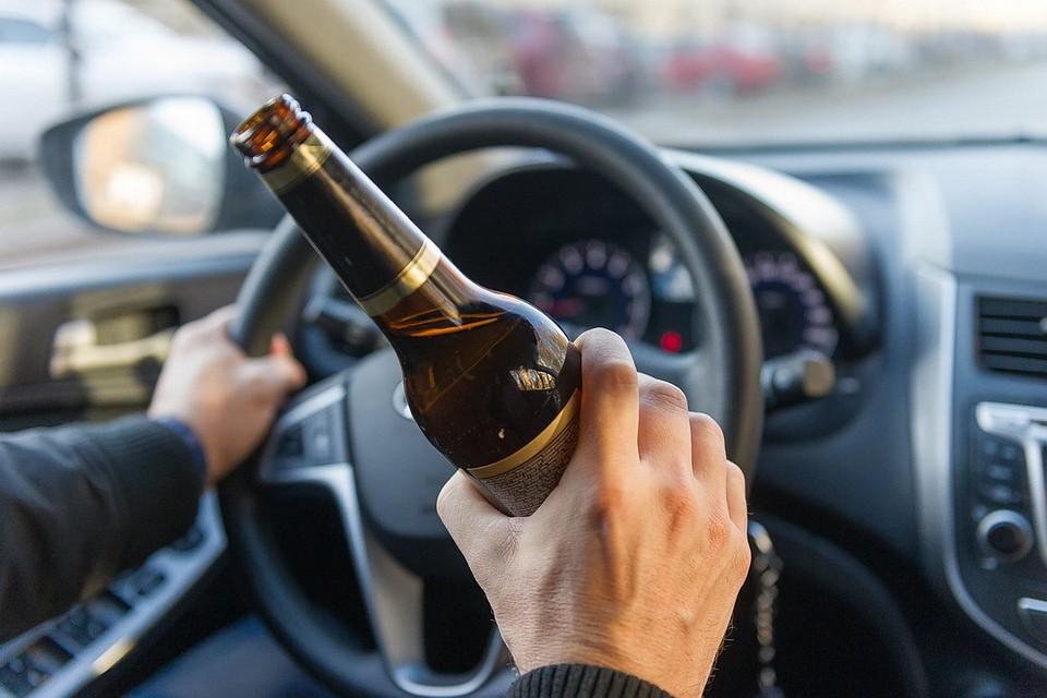 Пьяные водители – потенциальные нарушители